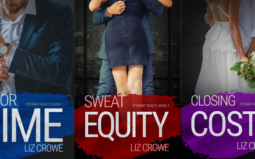 [Official Announcement] Buoni Amici Press, LLC has Acquired Publishing Rights to Stewart Reality Series by Liz Crowe
