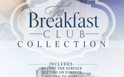 [New Event] The Breakfast Club Collection by Felice Stevens Release Blitz (with review option)