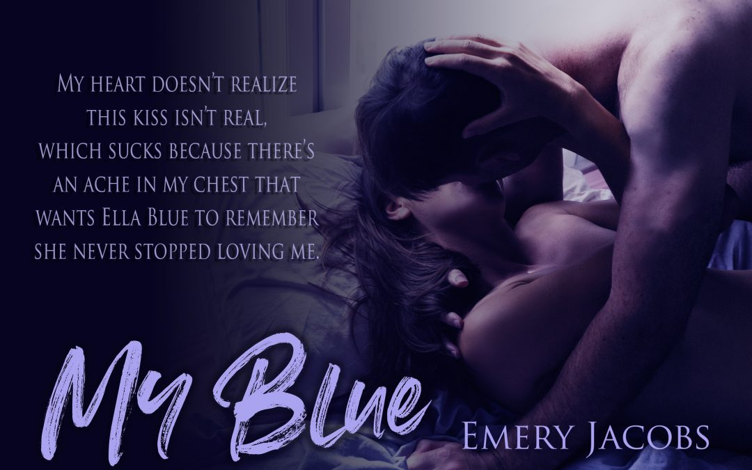 [New Event] My Blue by Emery Jacobs Release Blitz