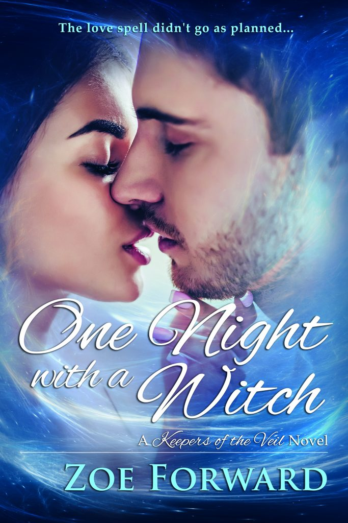 BlogTour One Night With A Witch(Keepers of the Veil #5) By