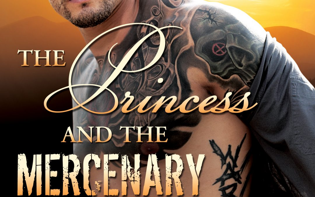 [New Event] The Princess and the Mercenary by Victoria Paige Release Blitz (with review option)