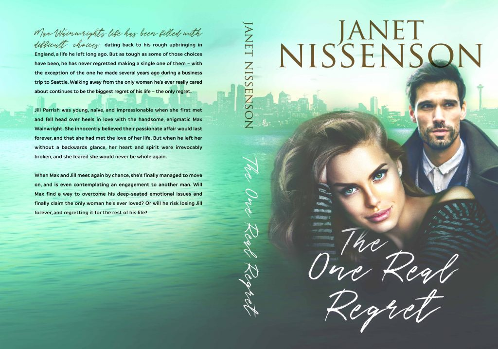 ReleaseBlitz The One Real Regret By Janet Nissenson | Buoni Amici