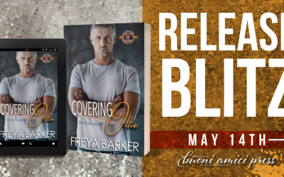 #ReleaseBlitz Covering Ollie(On Call #2)  By Freya Barker