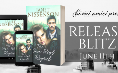 #ReleaseBlitz The One Real Regret By Janet Nissenson