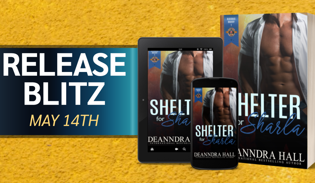#ReleaseBlitz Bluegrass Bravery: Shelter for Sharla By Deanndra Hall