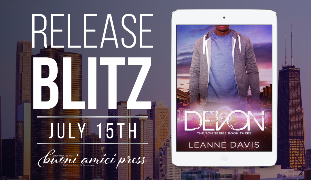 #ReleaseBlitz Devon (The Son Series #3) By Leanne Davis
