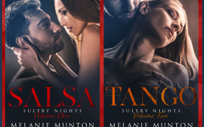 [NEW EVENTS] Salsa (Sultry Nights 1) & Tango (Sultry Nights 2) by Melanie Munton Release Blitz