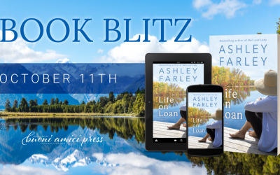 #BookBlitz Life on loan By Ashley Farley