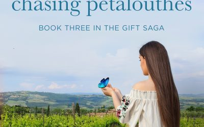 [NEW EVENT] Chasing Petalouthes (The Gift Saga Book 3) by Effie Kammenou Audiobook Blitz