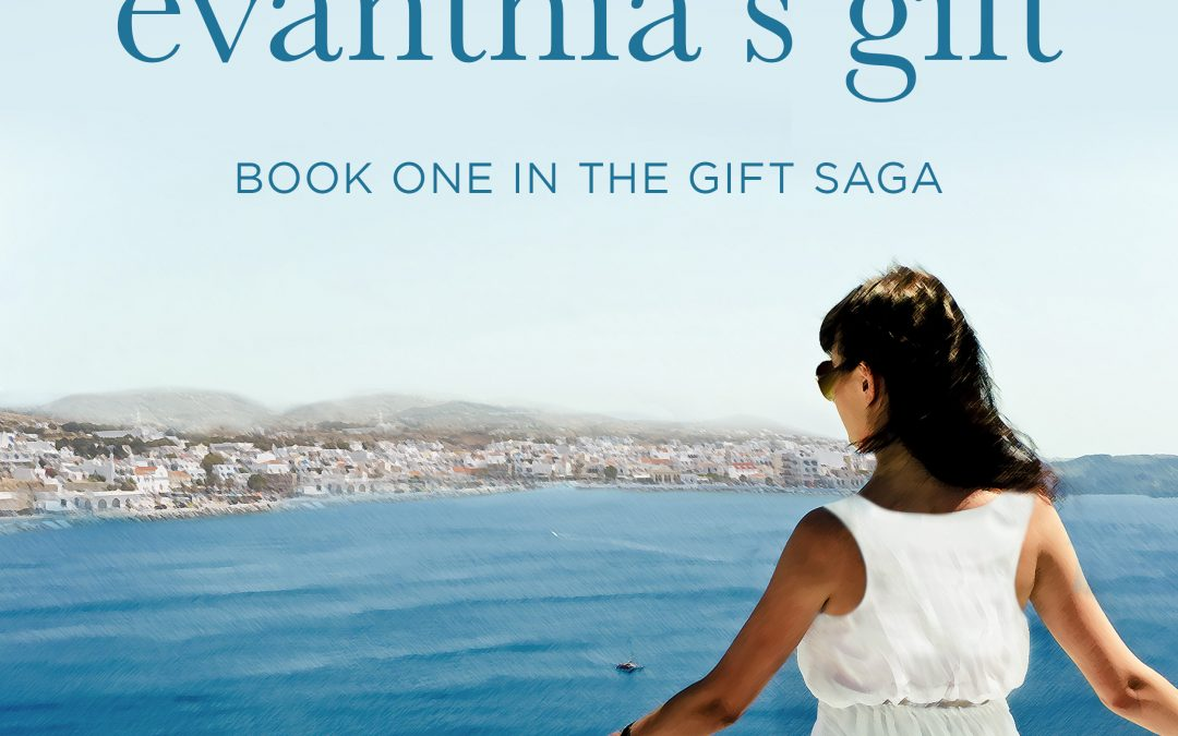 [NEW EVENT] Evanthia's Gift by Effie Kammenou Audiobook Blitz