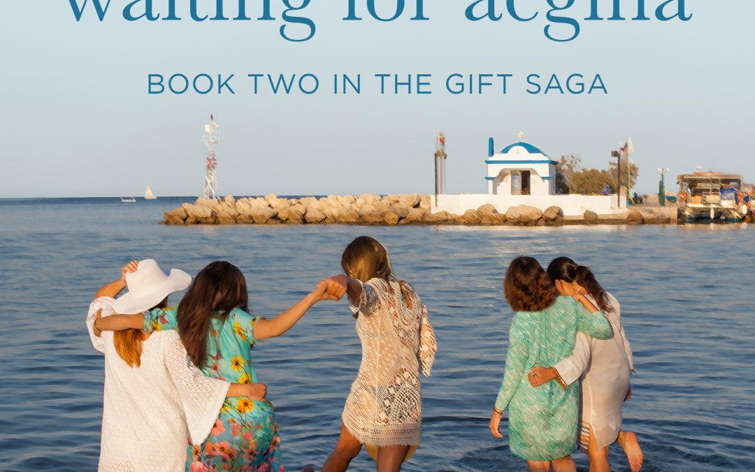 [NEW EVENT] Waiting for Aegina (The Gift Saga Book 2) by Effie Kammenou Audiobook Blitz