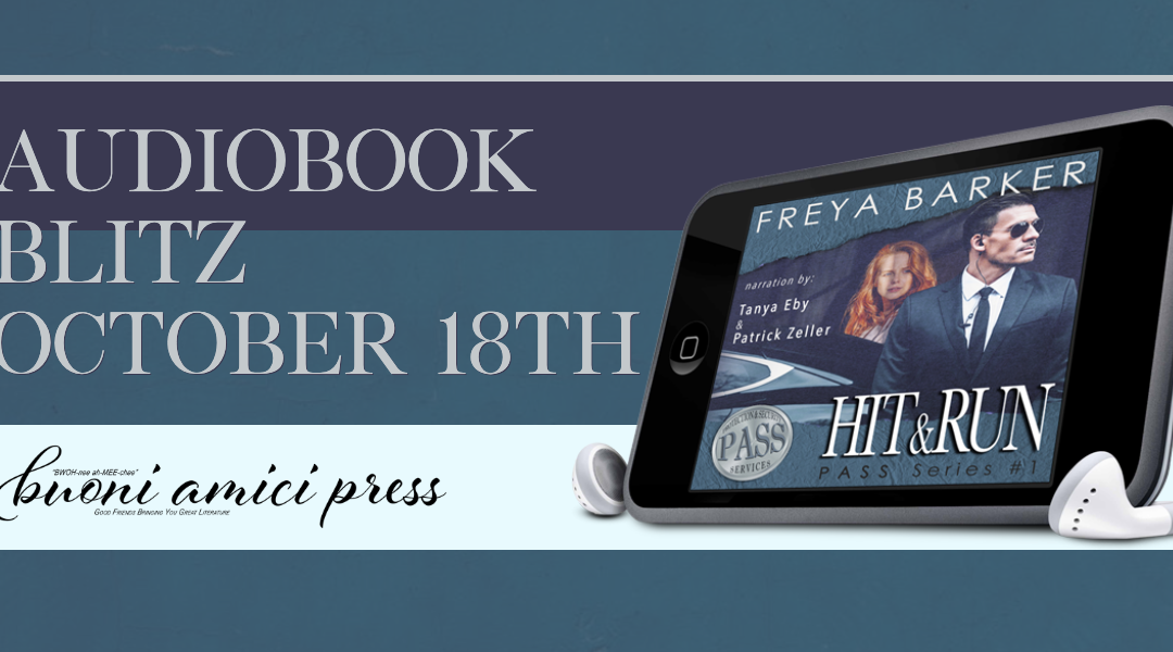 #AudioBookBlitz Hit & Run (Pass Series #1)