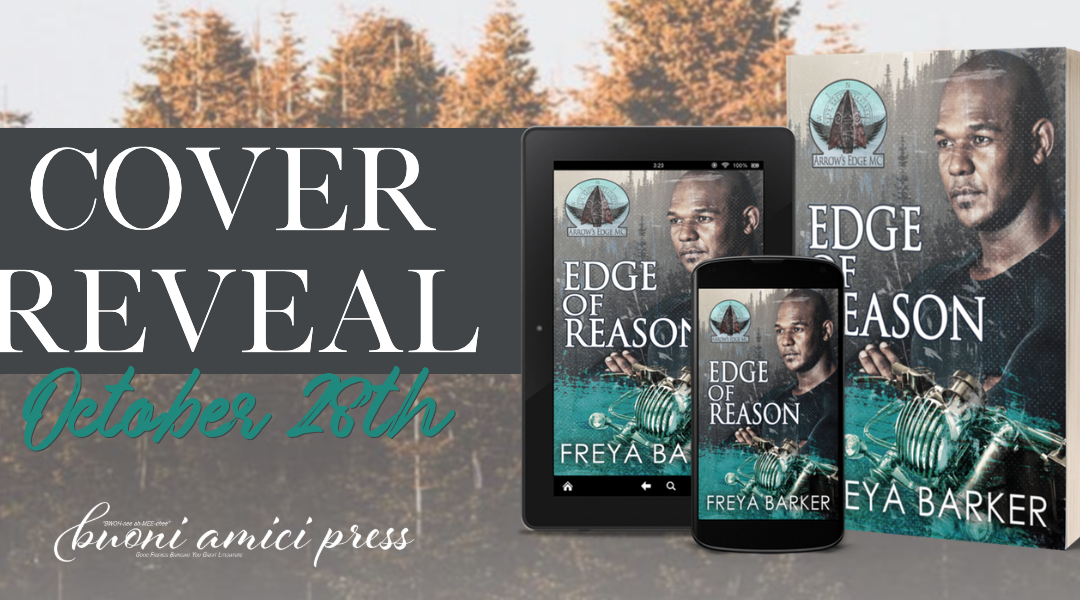 #CoverReveal Edge of Reason (Arrow's Edge MC Series, #1)