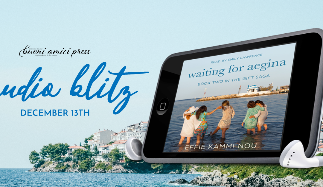 #AudioBlitz Waiting For Aegina By Effie Kammenou