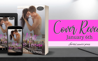#CoverReveal Must Love Forever By Leigh Lennon