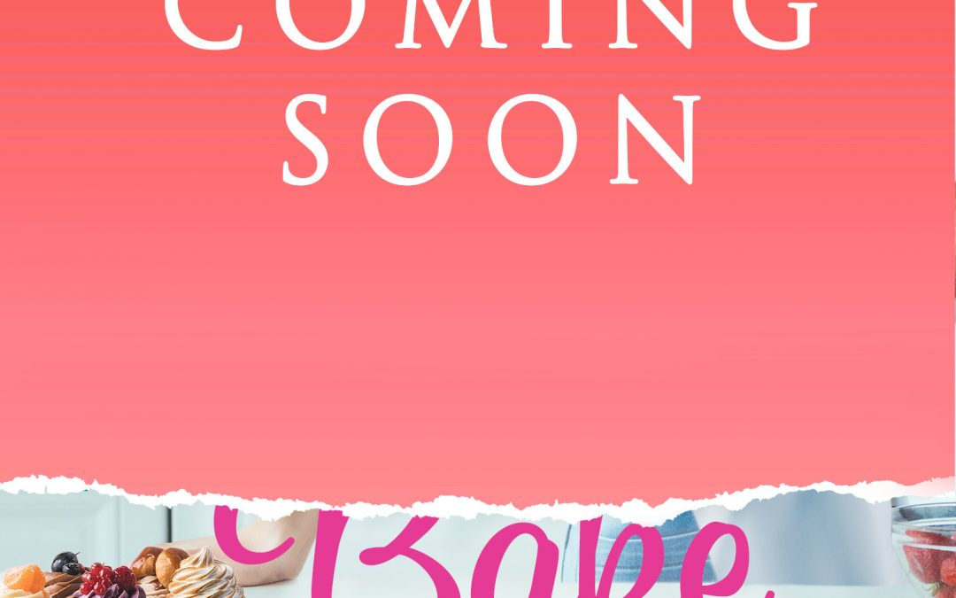 [NEW EVENT] Love is What You Bake of it by Effie Kammenou Cover Reveal