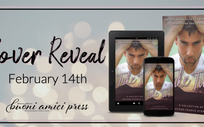 #CoverReveal Take Two: A Collection of Second Chance Stories (writers on the River Charity Anthology)