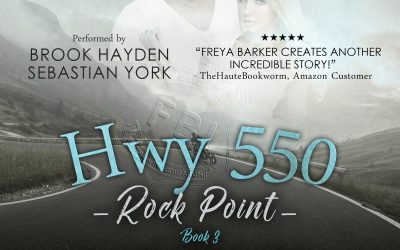 [NEW Event] HWY 550 by Freya Barker Audiobook Release Blitz