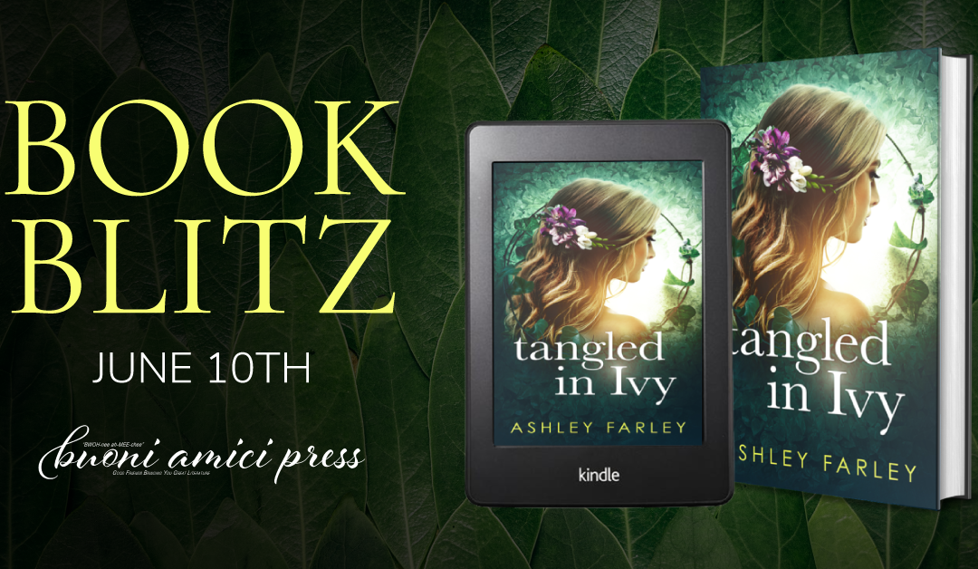 #ReleaseBlitz Tangled in Ivy By Ashley Farley