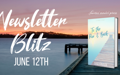 #NewsletterBlitz To The Pier and Back By Casey Peeler