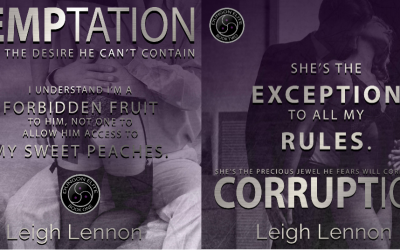 [NEW EVENT] Temptation & Corruption (Book 1 & 2 in the Dungeon Elite Series) by Leigh Lennon Cover Reveals