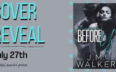 #CoverReveal Before Us (Next Generation #3) By J.M. Walker