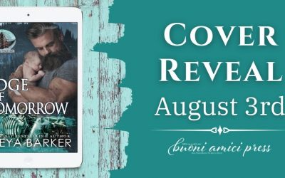 #CoverReveal Edge of Tomorrow ( Arrows Edge MC, #3) By Freya Barker