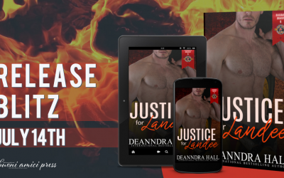 #ReleaseBlitz Justice For Landee By Deanndra Hall