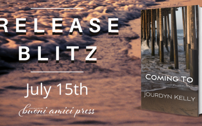 #ReleaseBlitz Coming To: An LA Lovers Book By Jourdyn Kelly