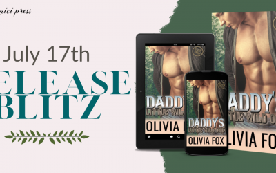 #ReleaseBlitz Daddy's little Wild One By Olivia Fox