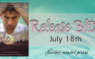 #ReleaseBlitz Take Two Anthology