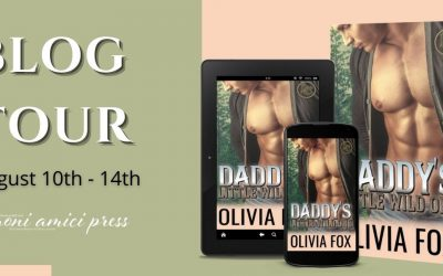 #BlogTour Daddy's Little Wild One By Olivia Fox