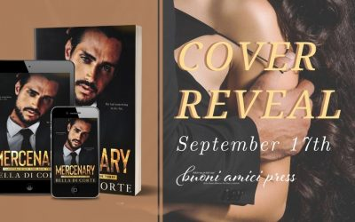 #CoverReveal Mercenary (Gangsters of New York, Book 3) By Bella Di Corte