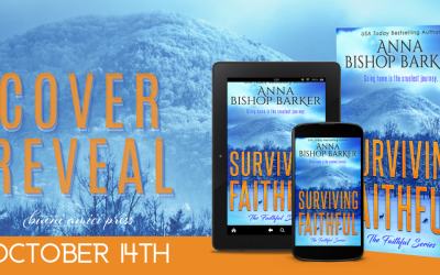 #CoverReveal Surviving Faithful By Anna Bishop Barker