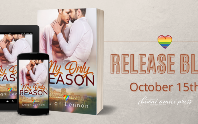 #ReleaseBlitz My Only Reason By Leigh Lennon