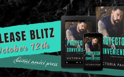 #ReleaseBlitz Protector Of Convenience By Victoria Paige