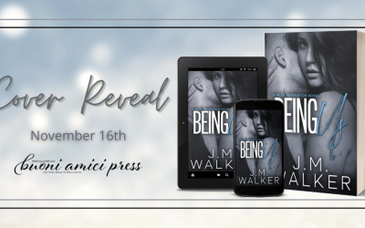 #CoverReveal Being Us (Next Generation,#4) By JM Walker