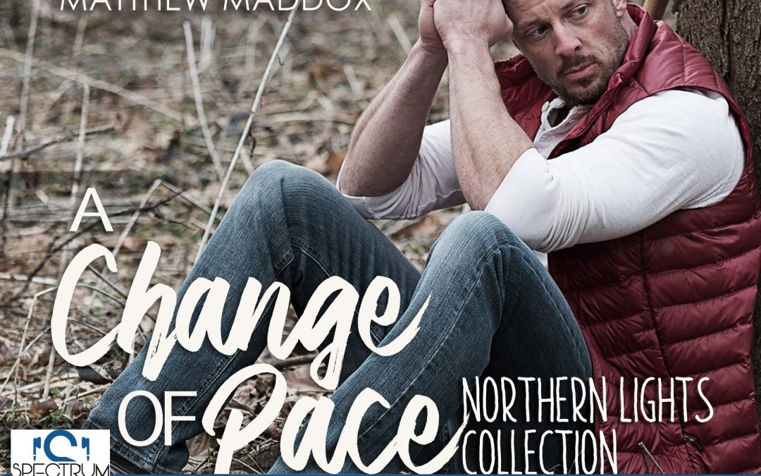 [NEW EVENT]  A Change of Pace (Northern Lights, #3) by Freya Barker Audiobook Release Blitz
