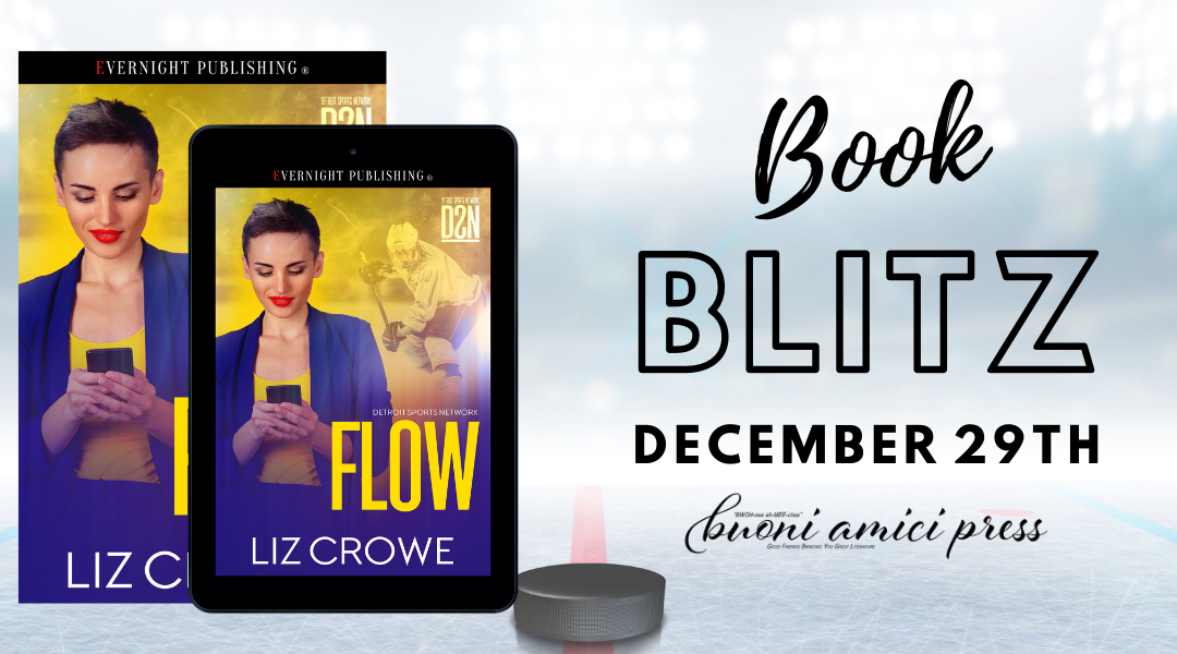 #BookBlitz FLOW By Liz Crowe