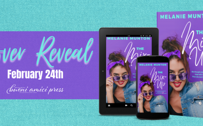#CoverReveal The Mix-Up (Southern Hearts Book 3) By Melanie Munton