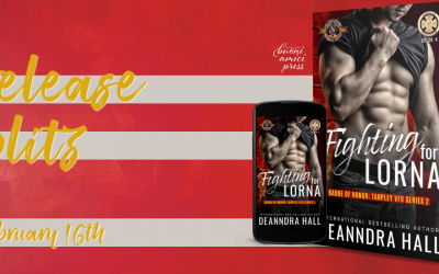#ReleaseBlitz Fighting For Lorna By Deanndra Hall