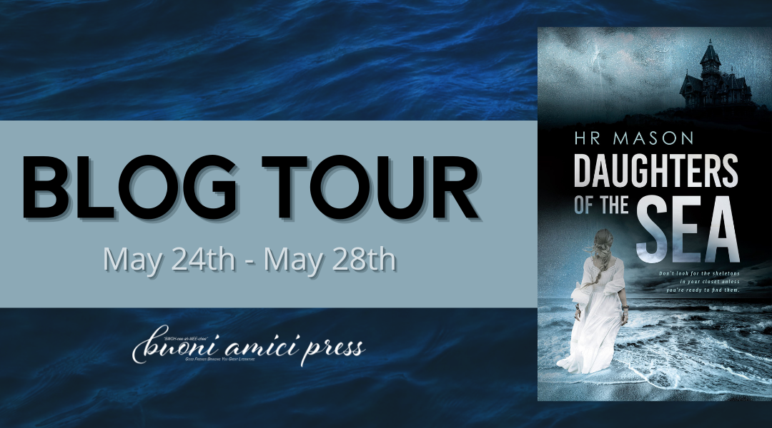 #BlogTour Daughters of the Sea By HR Mason