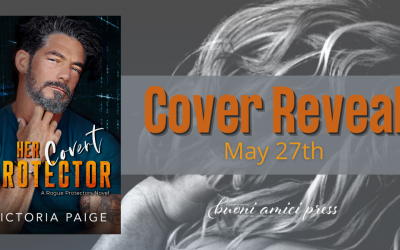 #CoverReveal Her Covert Protector By Victoria Paige