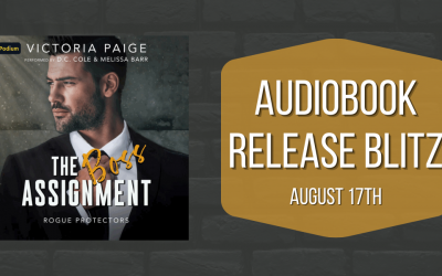 #AudiobookReleaseBlitz The Boss Assignment By Victoria Paige